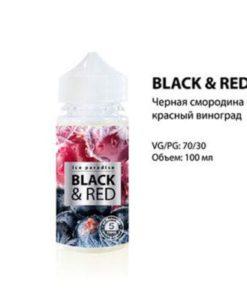 ICE PARADICE Black & Red