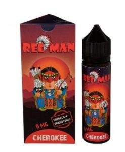 RED MAN Cherokee